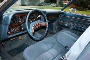 parting out 79 Lincoln collectors series