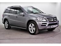2010 Mercedes-Benz GL Class GL350 CDI BLUEEFFICIENCY Diesel silver Automatic