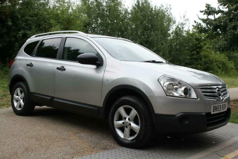 2009 Nissan Qashqai+2 1 6 Visia 2WD 5dr PAN ROOF, BLUETOOTH, TOW-BAR, 7  SEATS | in Greenford, London | Gumtree