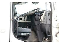 2013 VOLVO FE FE260 EURO 5 26TON 6X2 REAR MOUNTED XS 122 HIAB CRANE WITH KINSHOF