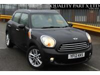 2012 MINI Countryman 2.0 Cooper D (Pepper) ALL4 5dr