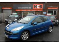 Peugeot 207 1.4 16v 90 ( a/c ) S - VERY LOW MILES & GREAT CONDITION