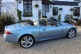 Jaguar XK 5.0 Portfolio Convertible 2d 5000cc auto