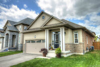 Ancaster Bungalow, 3-Yrs. New with 2-Car Garage