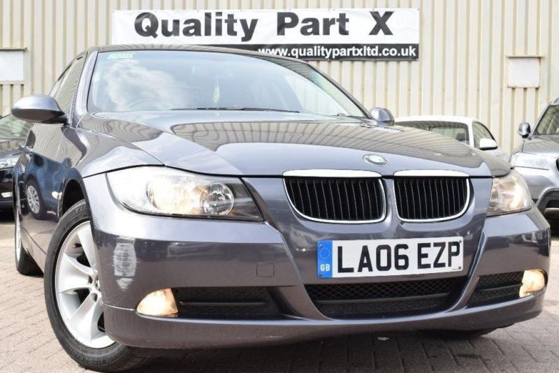 2006 BMW 3 Series 2.0 318i SE 4dr