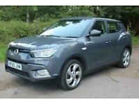 2015 Ssangyong Tivoli 1.6 EX AUTO Hatchback Petrol Automatic