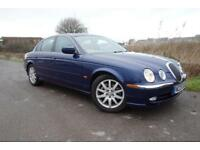 2000 Jaguar S-Type 4.0 V8 4dr