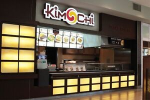 Kim Chi Korean Delight - FOR SALE - Kingsway Mall Food Court