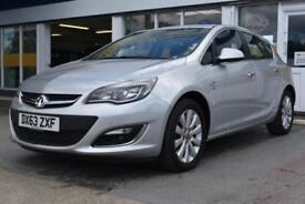 BAD CREDIT CAR FINANCE AVAILABLE 2013 13 VAUXHALL ASTRA 2.0CDTi ELITE AUTOMATIC