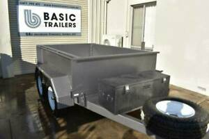 10x5 High Side Hydraulic Tipping Trailer 3500Kg ATM Holden Hill Tea Tree Gully Area Preview