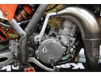 2013 KTM SX 85 MOTOCROSS BIKE PRO TAPER BARS, NEW GRIPS