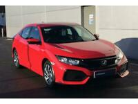 2019 Honda Civic 5dr 1.0t Vtec SE Hatchback Petrol Manual