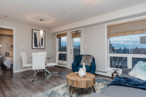 STUNNING RENOVATED 3 BED CONDO WITH A VIEW IN TIMBERLEA!