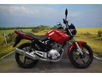 Yamaha YBR125 2012