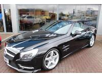 Mercedes SL500 AMG SPORT. FINANCE SPECIALISTS