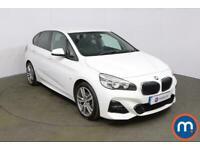 2020 BMW 2 Series 218i M Sport 5dr Hatchback Petrol Manual