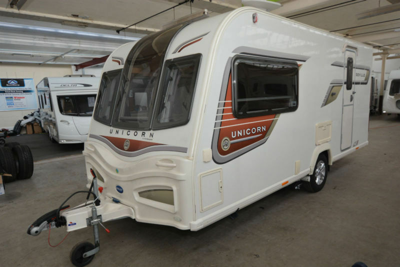 Berth Twin Axle Touring Caravans For Sale