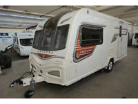 2014 Bailey Unicorn Seville 2 Berth Touring Caravan