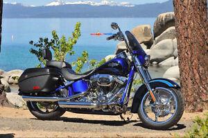 Harley Davidson CVO soft tail 2011