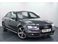2014 Audi A4 TDI BLACK EDITION Saloon Diesel Manual
