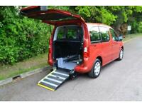 2012 Peugeot Partner Teepee Wheelchair Accessible vehicle 5 Seats + 31000 Miles