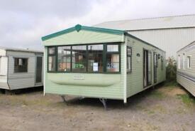 Cosalt Rimini static caravan 38 x 12 2 bedroom
