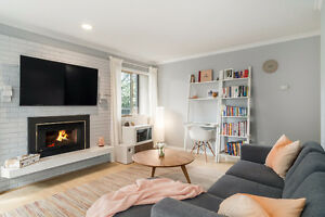 ~ Beautiful 2 bed corner suite for sale in Kitsilano! North of 4