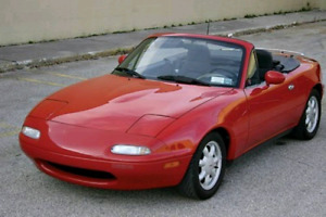 Looking for 1989 - 2005 mazda miata any condition