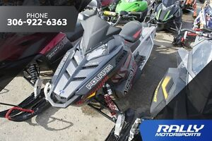 2014 Polaris 800 Switchback Assault 144 LE