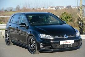 Volkswagen Golf 2.0TDI ( 184ps ) 2014MY GTD