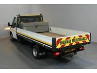 FORD TRANSIT 2.2 350 DRW 2D 124 BHP LR EXTRA LWB DROPSIDE LORRY