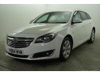 2014 Vauxhall Insignia SRI NAV CDTI ECOFLEX S/S Diesel white Manual