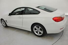 2014 BMW 4 SERIES 420d SE 2dr