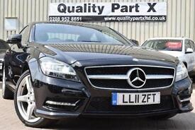 2011 Mercedes-Benz CLS 3.0 CLS350d CDI BlueEFFICIENCY AMG Sport 7G-Tronic