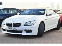 2015 BMW 6 Series Gran Coupe 3.0 640i M Sport Gran Coupe Steptronic 4dr