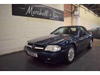 1994 L MERCEDES-BENZ SL 5.0 SL500 2D AUTO 320 BHP