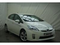 2010 Toyota Prius T SPIRIT VVT-I PETROL/ELECTRIC white CVT