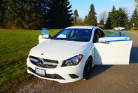 2014 Mercedes-Benz Other CLA250 Sedan + winter tires with rim