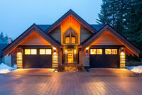 GORGEOUS CUSTOM WHISTLER HOME, 3157 SQFT 6 BED - 7098 NESTERS RD