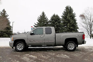 2012 Chevrolet Silverado 1500 4x4-  ONE OWNER & 4 NEW TIRES!!