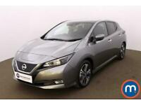 2020 Nissan Leaf 110kW N-Connecta 40kWh 5dr Auto Hatchback Electric Automatic