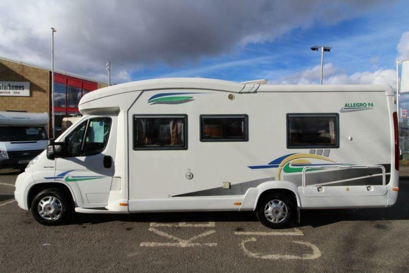 Chausson Allegro 96 4 Berth Motorhome for sale