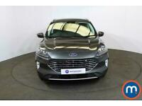 2020 Ford Kuga 2.5 PHEV Titanium First Edition 5dr CVT Auto CrossOver Hybrid Aut