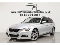 BMW 320d M SPORT TOURING SAT NAV DAB LEATHER
