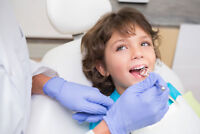 FREE CHILDREN'S DENTAL CLEANING
