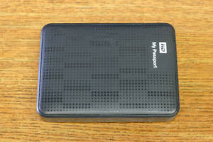 WD 1TB My Passport USB 3.0 Drive Model WDBBEP0010BBK