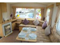 Starter static caravan for sale Pendine Sands, Carmarthenshire