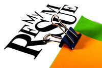 Resume / CV Writing Services