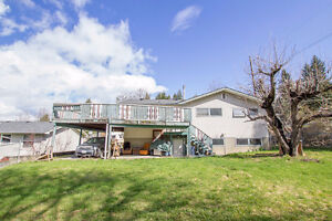 Salmon Arm - 2,000sqft Perfect Starter Home