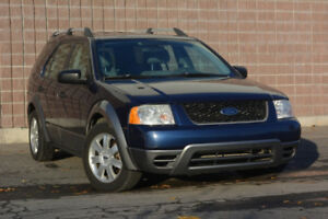 2005 Ford FreeStyle SEL  -  Multisegment/Crossover